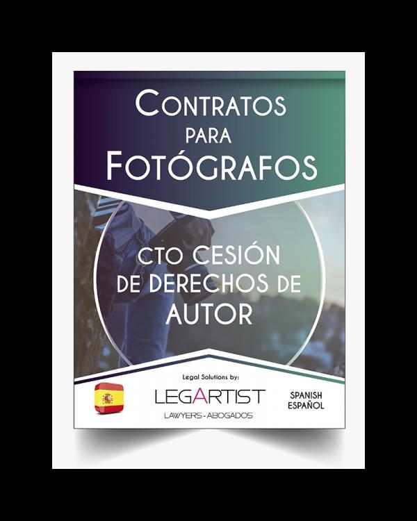 Derecho de Autor Fotografía
