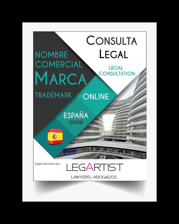 Consulta legal marcas