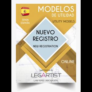 Registro Modelo Utilidad o Patentes