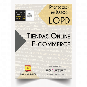 Protección Datos Web E-commerce en Internet