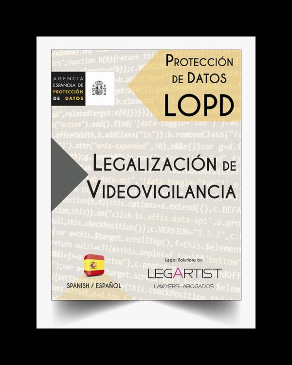 Protección Datos Videovigilancia
